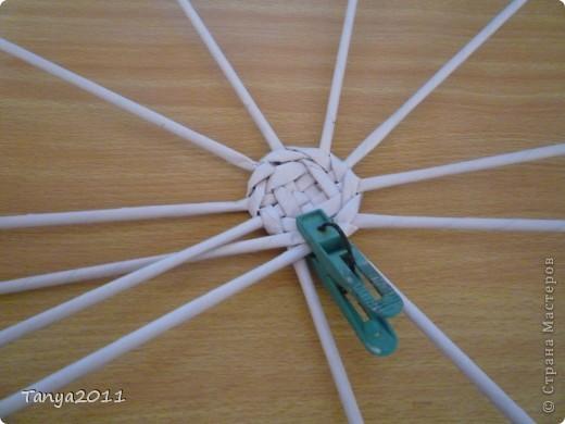 Мастер-класс Плетение: Плетём из газет оленя. Часть 2. Бумага газетная. Фото 37