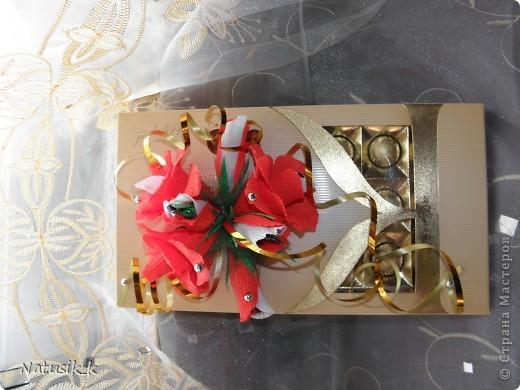 Декор предметов, Свит-дизайн Моделирование: ОФОРМЛЯШКИ Бумага гофрированная 8 марта. Фото 2