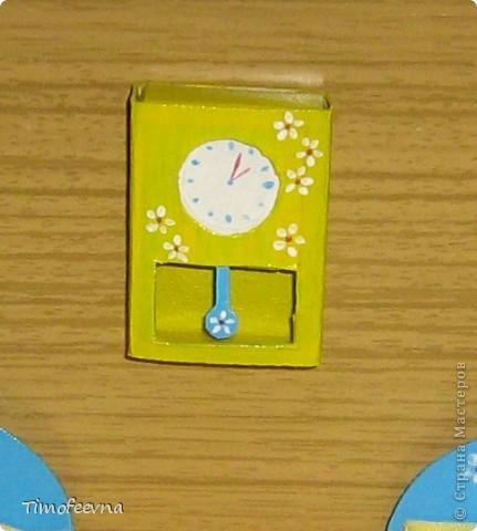 Игрушка, Мастер-класс Моделирование: Спаленка из спичечных коробков Коробки спичечные, Краска, Материал бросовый, Пластилин, Ткань 8 марта, День защиты детей, День рождения. Фото 2