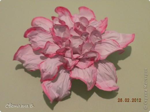 Мастер класс цветы из бумаги для скрапбукинга своими руками 47