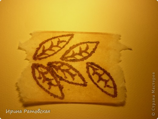 Мастер-класс, Открытка: Винтажные цветочки Бумага. Фото 10