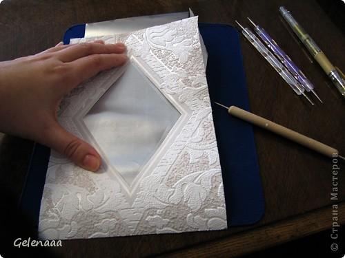 Декор предметов, Мастер-класс: Книга-шкатулка 23 февраля, 8 марта, День рождения, День учителя. Фото 6