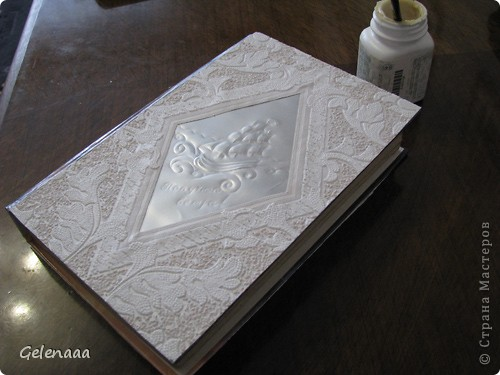 Декор предметов, Мастер-класс: Книга-шкатулка 23 февраля, 8 марта, День рождения, День учителя. Фото 8
