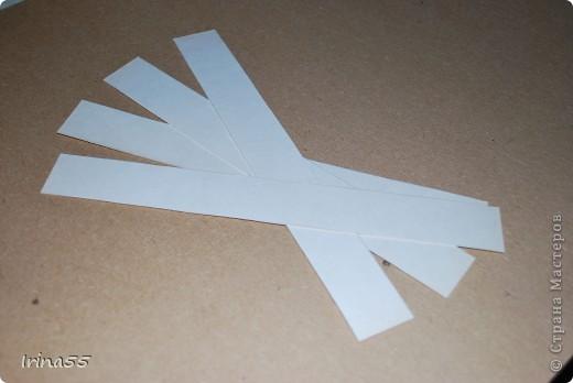 Мастер-класс Папье-маше: Шкатулка из картона Гуашь, Картон 8 марта, День рождения. Фото 3