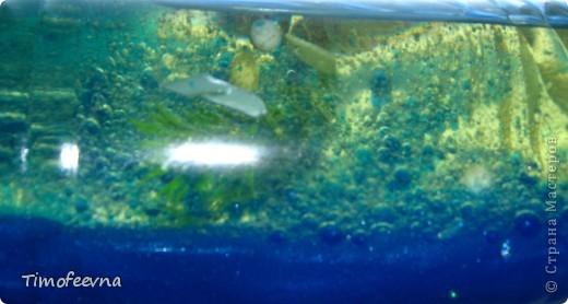 Игрушка, Мастер-класс, Раннее развитие: Подводная одиссея/2 Бутылки пластиковые День защиты детей. Фото 1