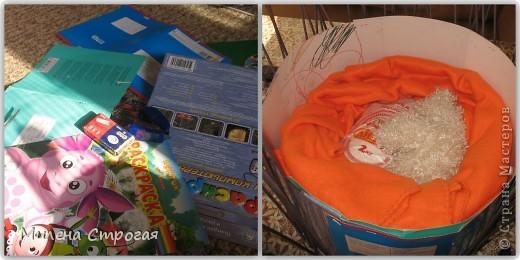 Мастер-класс Декупаж, Плетение: Шляпная коробка Бумага газетная, Салфетки. Фото 3