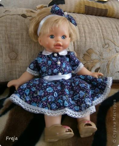Одежда для куклы 40 см своими руками выкройки