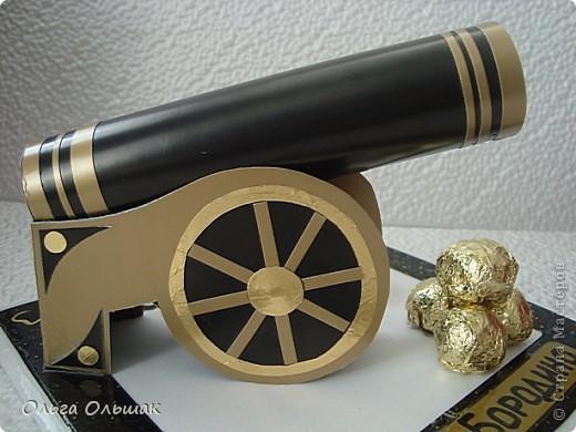 Как сделать модель пушки своими руками из картона - Rc-garaj.ru