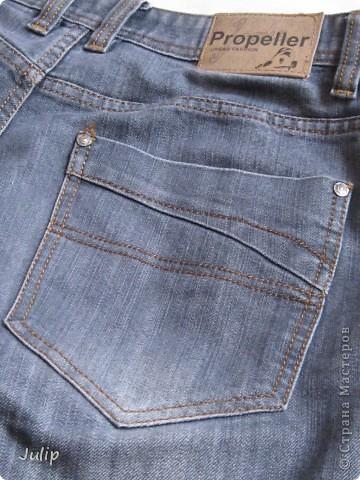 Гардероб, Мастер-класс Шитьё: Как я штопала джинсы. Нитки. Фото 1