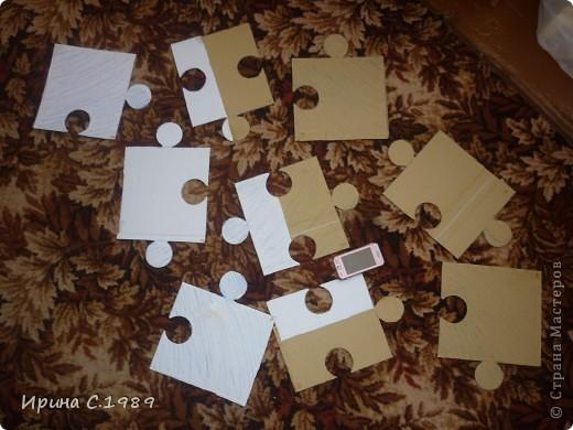 Мастер-класс Шитьё: Подушки пазлы Ткань. Фото 4