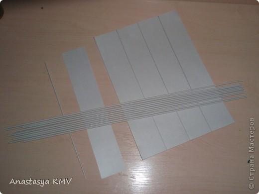 Мастер-класс, Поделка, изделие Плетение: Башмак плетеный из бумаги МК (мастер-класс). Бумага. Фото 2