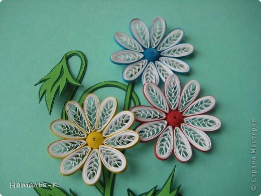 Квиллинг: Цветы. Бумажные
