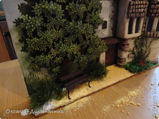 Мастер-класс Лепка: МК по замку (продолжение2) Тесто соленое. Фото 4