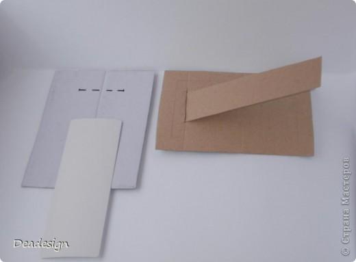 Мастер-класс Бумагопластика: Фоторамка настольная Бумага гофрированная. Фото 2
