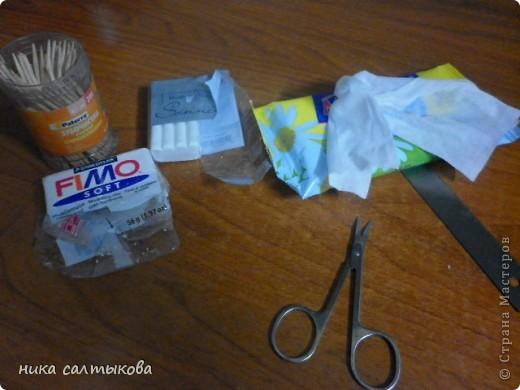 Мастер-класс Лепка: Маленькие секреты лепки.))) Пластика. Фото 1