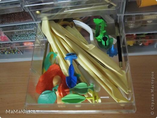 : Органайзер для мелочей..  Фото 5.