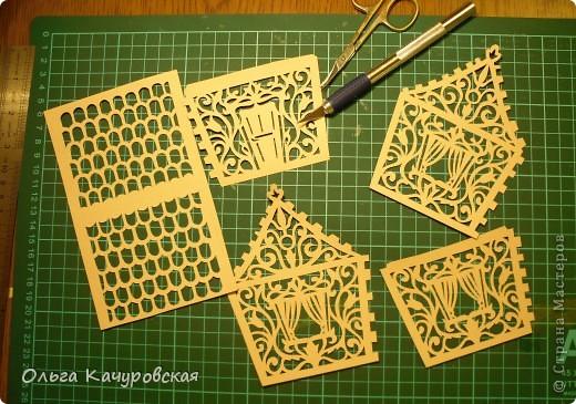 Сделать сказочный домик из бумаги своими руками
