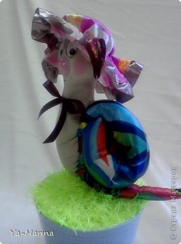 Интерьер, Куклы Шитьё: Улиточка-Цветочек! Ткань. Фото 4