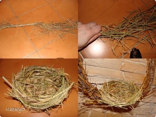 Как самому сделать гнездо 934