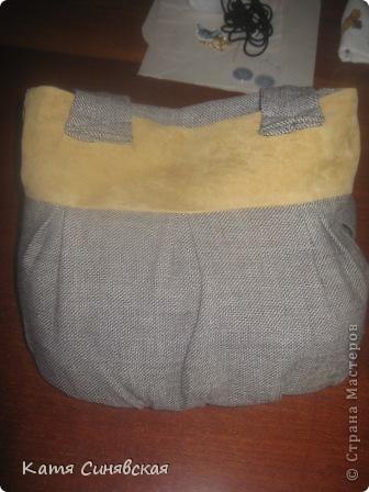 Мастер-класс Шитьё: Сумочка.  Ткань.  Фото 3.