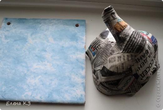 Декор предметов, Картина, панно, рисунок, Мастер-класс Декупаж,  Моделирование, Папье-маше: УРА!!! Я сделала ЭТО!!! + МК. Фото 6
