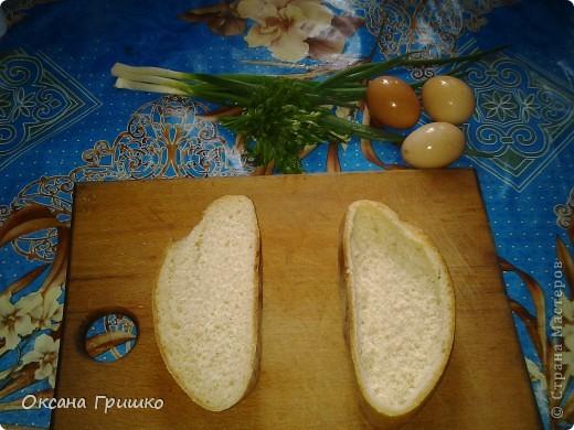Мастер-класс Рецепт кулинарный: ВКУСНО,БЫСТРО,СЫТНО,НЕ ДОРОГО!Оригинальные греночки с яйцом. Продукты пищевые. Фото 3