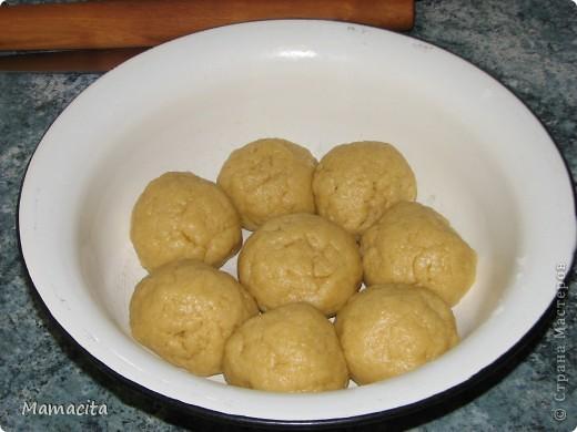 Кулинария, Мастер-класс: Песочные рулетики с изюмом и орехами. МК Вкусно, просто, быстро!. Фото 4