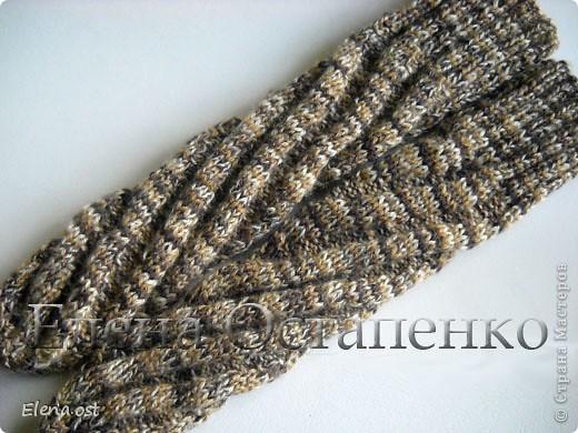 Вязание из ангоры и мохера спицами