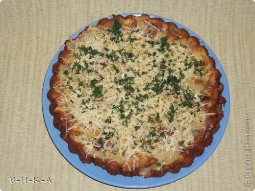 Кулинария Рецепт кулинарный: ПРИГЛАШАЮ ВСЕХ НА ЧАЙ С ЛЕНИВЫМ ПИРОГОМ  Продукты пищевые