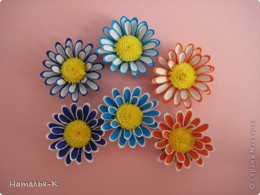 Мастер-класс Бумагопластика: Цветы. Бумага. Фото 2