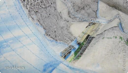 Гардероб Шитьё: 4 панамки. Ткань. Фото 10