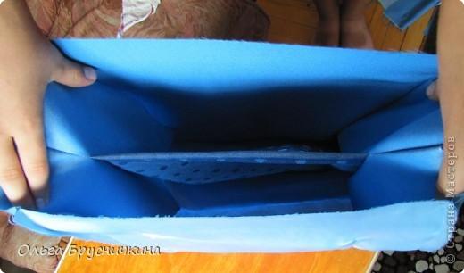 Гардероб, Мастер-класс Пэчворк, Шитьё: Сумка 3. Ткань День рождения. Фото 12