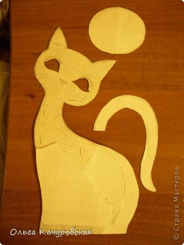 Игрушка, Мастер-класс Шитьё: А у нас теперь кошки живут!  Ткань 8 марта, Валентинов день, День рождения. Фото 18