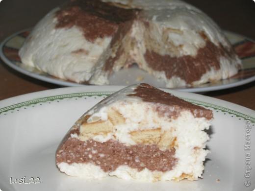 Мастер-класс Рецепт кулинарный: Мраморное суфле из творога Продукты пищевые. Фото 1