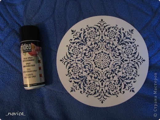 Декор предметов, Мастер-класс Роспись: МК : точечная роспись для ленивых Краска. Фото 3