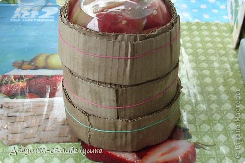 Поделка, изделие: Лавандовая свадьба: бонбоньерки + Мастер-класс Бумага, Ленты Свадьба. Фото 21