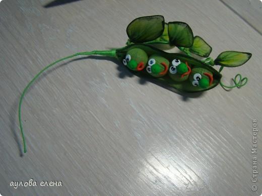 Мастер-класс Шитьё:  Горошек ( магнит на холодильник) Капрон, Проволока. Фото 20