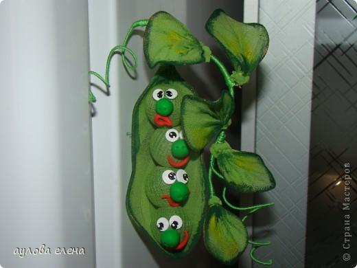 Мастер-класс Шитьё:  Горошек ( магнит на холодильник) Капрон, Проволока. Фото 22