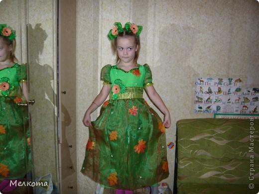 Платье на осенний бал своими руками сшить