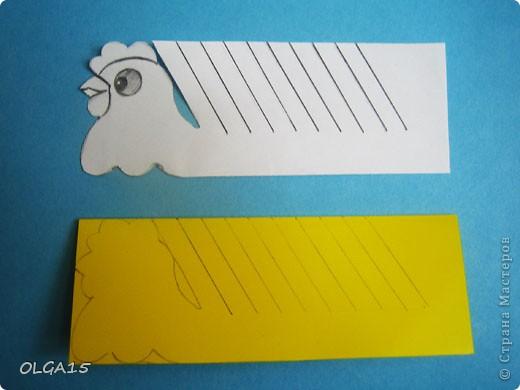 Поделка петушок из бумаги шаблоны