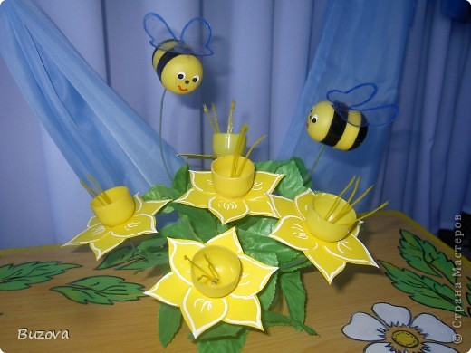 Пчелка фото своими руками
