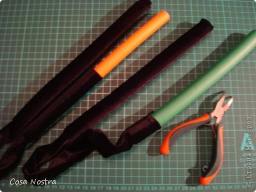 Мастер-класс Шитьё: МК по изготовлению заколки д/волос Софист-о-твист Ткань. Фото 13
