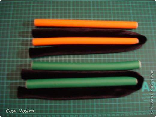 Мастер-класс Шитьё: МК по изготовлению заколки д/волос Софист-о-твист Ткань. Фото 11