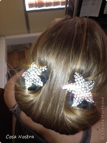 Мастер-класс Шитьё: МК по изготовлению заколки д/волос Софист-о-твист Ткань. Фото 25