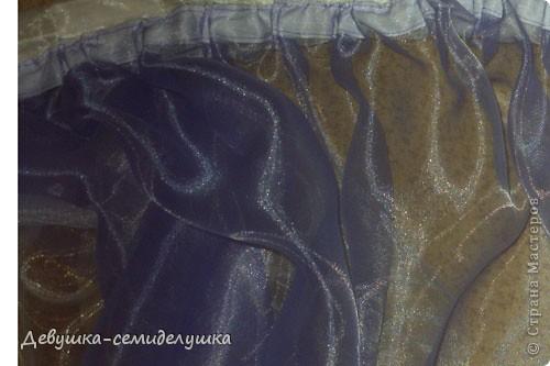 Поделка, изделие: Лавандовая свадьба: арка + Мастер-класс Бусинки, Ткань Свадьба. Фото 38