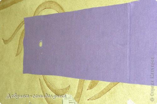 Поделка, изделие: Лавандовая свадьба: арка + Мастер-класс Бусинки, Ткань Свадьба. Фото 11
