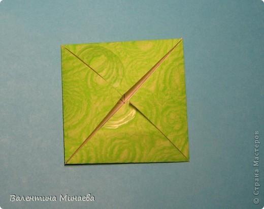 Мастер-класс Кусудама: Кусудама Регата + МК Бумага. Фото 4