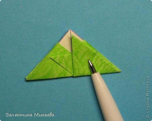 Мастер-класс Кусудама: Кусудама Регата + МК Бумага. Фото 14
