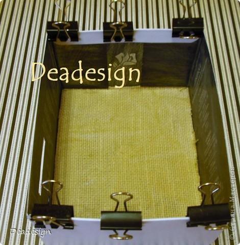 Декор предметов, Мастер-класс, Поделка, изделие Аппликация, Плетение: Коробочки для подарков. Фото 3