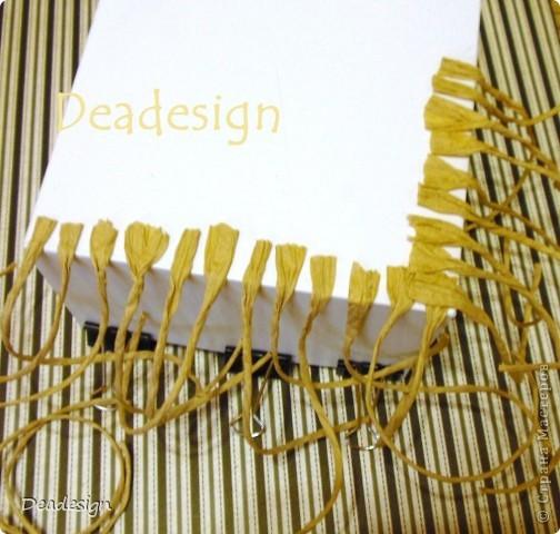 Декор предметов, Мастер-класс, Поделка, изделие Аппликация, Плетение: Коробочки для подарков. Фото 4